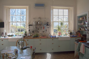 The Kitchen at Cormiston Farm