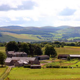Cormiston Farm in the Clyde Valley